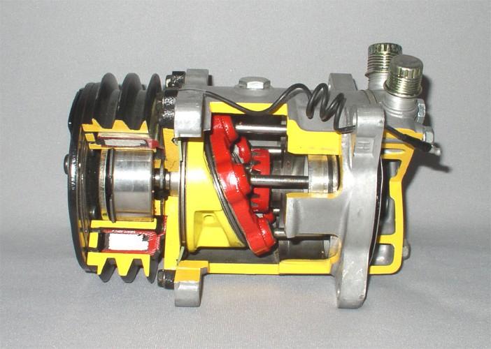 Ремонт автомобильного компрессора своими руками
